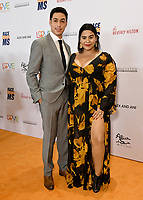 10 May 2019 - Beverly Hills, California - Julio Macias, Jessica Marie Garcia. 26th Annual Race to Erase MS Gala held at the Beverly Hilton Hotel. <br /> CAP/ADM/BT<br /> &copy;BT/ADM/Capital Pictures