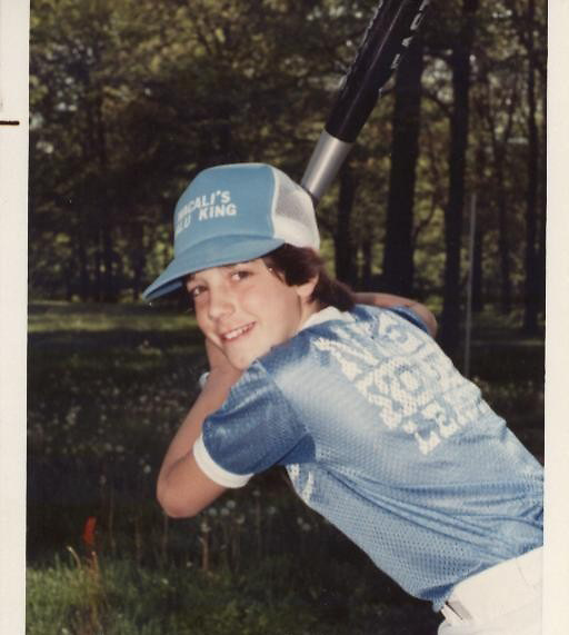 Tim Ryan, D-OH., little league photo in Ohio