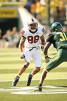 2 September 2006: Michael Miller during Stanford's 48-10 loss to the Oregon Ducks at Autzen Stadium in Eugene, OR.