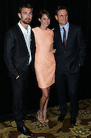 BEVERLY HILLS, CA, USA - FEBRUARY 28: Theo James, Shailene Woodley, Tony Goldwyn at the 51st Annual Publicists Awards Luncheon Presented By The International Cinematographers Guild (ICG, IATSE LOCAL 600) held at the Regent Beverly Wilshire Hotel on February 28, 2014 in Beverly Hills, California, United States. (Photo by Xavier Collin/Celebrity Monitor)