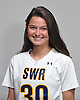 Sophia Triandafils of Shoreham-Wading River poses for a portrait during the Newsday varsity girls lacrosse season preview photo shoot at company headquarters on Wednesday, Mar. 23, 2016.
