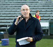Andrew Toop from Counties Power. Counties Manukau Premier 1 McNamara Cup Final between Ardmore Marist and Bombay, played at Navigation Homes Stadium on Saturday July 20th 2019.<br />  Bombay won the McNamara Cup for the 5th time in 6 years, 33 - 18 after leading 14 - 10 at halftime.<br /> Photo by Richard Spranger.