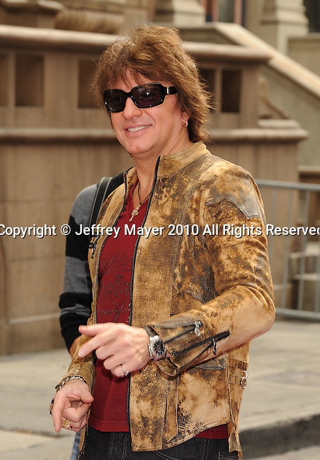 HOLLYWOOD, CA. - October 24: Richie Sambora arrives at Variety's 4th Annual Power of Youth event at Paramount Studios on October 24, 2010 in Hollywood, California.