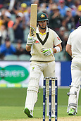 3rd December 2017, Adelaide Oval, Adelaide, Australia; The Ashes Series, Second Test, Day 2, Australia versus England; Tim Paine of Australia celebrates his half century