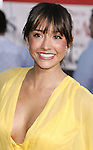 """Actress Fernada Romero arrives at the Premiere Of Fox's """"What Happens In Vegas"""" on May 1, 2008 at the Mann Village Theatre in Los Angeles, California."""