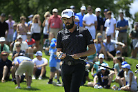 Troy Merritt (USA) during the third round of the Northern Trust, played at Liberty National Golf Club, Jersey City, New Jersey, USA 10/08/2019<br /> Picture: Golffile | Michael Cohen<br /> <br /> All photo usage must carry mandatory copyright credit (© Golffile | Phil Inglis)