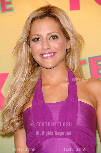 Actress BRITTANY MURPHY at the 2006 Teen Choice Awards at Universal City, Hollywood.20AUG2006  Los Angeles, CA.© 2006 Paul Smith / Featureflash