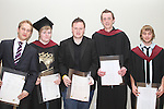 DIFE Graduation in The Barbican...Picture Jenny Matthews/Newsfile.ie