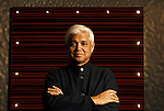 Indian author Amitav Ghosh in 2006.