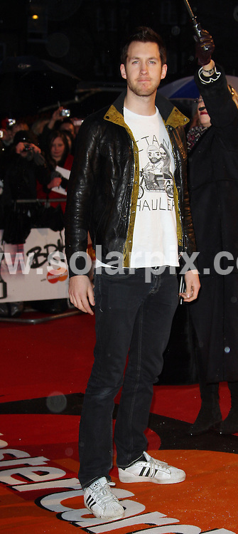 **ALL ROUND PICTURES FROM SOLARPIX.COM**.**WORLDWIDE SYNDICATION RIGHTS**.Red carpet arrivals at The Brits 2010. The Brit Awards, held at Earls Court, London, UK. 16 February 2010..This pic: Calvin Harris..JOB REF: 10721 SKD       DATE: 16_02_2010.**MUST CREDIT SOLARPIX.COM OR DOUBLE FEE WILL BE CHARGED**.**MUST NOTIFY SOLARPIX OF ONLINE USAGE**.**CALL US ON: +34 952 811 768 or LOW RATE FROM UK 0844 617 7637**