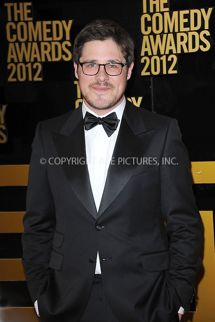 WWW.ACEPIXS.COM . . . . . .April 28, 2012...New York City....Rich Sommer arriving to attend The Comedy Awards 2012 at Hammerstein Ballroom on April 28, 2012  in New York City ....Please byline: KRISTIN CALLAHAN - ACEPIXS.COM.. . . . . . ..Ace Pictures, Inc: ..tel: (212) 243 8787 or (646) 769 0430..e-mail: info@acepixs.com..web: http://www.acepixs.com .