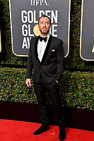 Jude Law at the 75th Annual Golden Globe Awards at the Beverly Hilton Hotel, Beverly Hills, USA 07 Jan. 2018<br /> Picture: Paul Smith/Featureflash/SilverHub 0208 004 5359 sales@silverhubmedia.com