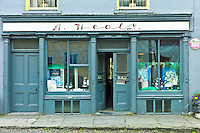 A. Healy traditional inn and public bar in Ennistymon, Ennistimon, County Clare, West of Ireland