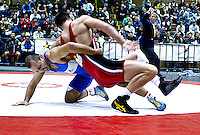 Dave Schultz Memorial Wrestling Tournament, U.S. Olympic Training Center, Colorado Springs, CO.