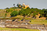 Cholula, Puebla, Mexico