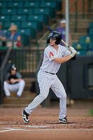 Jackson Generals Pavin Smith (13) at bat during a Southern League game against the Mississippi Braves on July 23, 2019 at The Ballpark at Jackson in Jackson, Tennessee.  Mississippi defeated Jackson 1-0 in the second game of a doubleheader.  (Mike Janes/Four Seam Images)