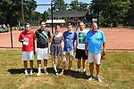 2018-07-01 / Tennis / Seizoen 2018 / TC De Merel uit Brecht<br /> <br /> ,Foto: Mpics