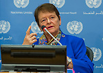 Noon Briefing by the Spokesperson for the Secretary-General<br /> Guests (to speak first):<br /> <br /> Representatives of the Elders including:<br /> <br /> &sect;        Ms. Gro Harlem Brundtland, former Prime Minister of Norway and Deputy Chair of the Elders<br /> <br /> &sect;        Mr. Lakhdar Brahimi, former Joint Arab League-UN Special Representative for Syria<br /> <br /> &sect;        Ms. Mary Robinson, former President of Ireland and former High Commissioner for Human Rights.
