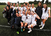 180822 Auckland Girls' Football Division II Final - Kings College v Baradene College