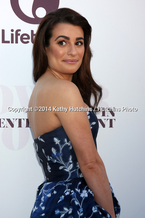 LOS ANGELES - DEC 10:  Lea Michele at the 23rd Power 100 Women in Entertainment Breakfast at the MILK Studio on December 10, 2014 in Los Angeles, CA