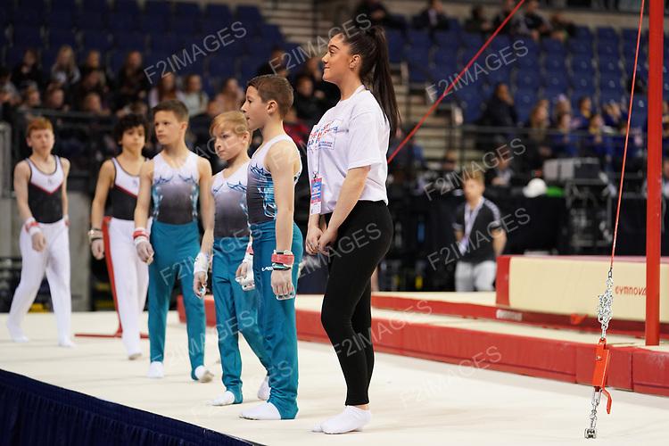 British Championships Thursday 15.3.19.