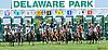 start of The International Ladies FEGENTRI  race at Delaware Park on 6/13/16
