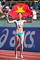 Thanh Hang Truong (VIE),..JULY 10, 2011 - Athletics :The 19th Asian Athletics Championships Hyogo/Kobe, Women's 800m Final at Kobe Sports Park Stadium, Hyogo ,Japan. (Photo by Jun Tsukida/AFLO SPORT) [0003]