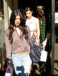 Kourtney, Kim and Khloe Kardashian..Filming their reality TV Show Keeping up with the Kardashian's..Lisa Kline Store and on Robertson Blvd..West Hollywood, CA, USA..Tuesday, March 24, 2009..Photo By Celebrityvibe.com.To license this image please call (212) 410 5354; or Email: celebrityvibe@gmail.com ;.website: www.celebrityvibe.com.