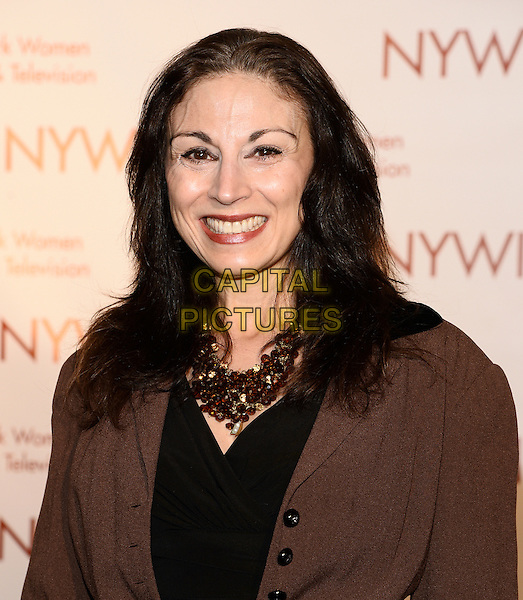 NEW YORK, NY - DECEMBER 11: Valerie Smaldone pictured at the  34th Annual New York Women In Film And Television Muse Awards at New York Hilton Midtown on December 11, 2014 in New York City. <br /> CAP/MPI/RW<br /> &copy;RW/ MediaPunch/Capital Pictures