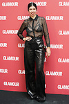 Spanish singer Julia de Castro, during the Dinner of Glamour Magazine in Honor of Chiara Ferragni. June 27, 2019. (ALTERPHOTOS/Acero)