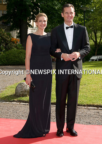 "INFANTA DONA CRISTINA AND INAKI URDANGARIN.PRINCESS VICTORIA_PRE-WEDDING DINNER.hosted by the Swedish Government, Eric Ericsonhallen, Stockholm_18/062010.Mandatory Credit Photo: ©DIAS-NEWSPIX INTERNATIONAL..**ALL FEES PAYABLE TO: ""NEWSPIX INTERNATIONAL""**..IMMEDIATE CONFIRMATION OF USAGE REQUIRED:.Newspix International, 31 Chinnery Hill, Bishop's Stortford, ENGLAND CM23 3PS.Tel:+441279 324672  ; Fax: +441279656877.Mobile:  07775681153.e-mail: info@newspixinternational.co.uk"
