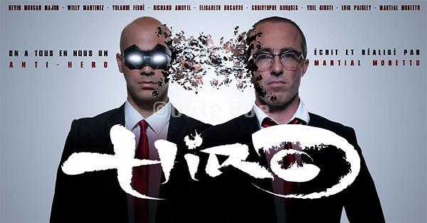 Hiro film poster Design Sambuko Création Photography Oote Boe