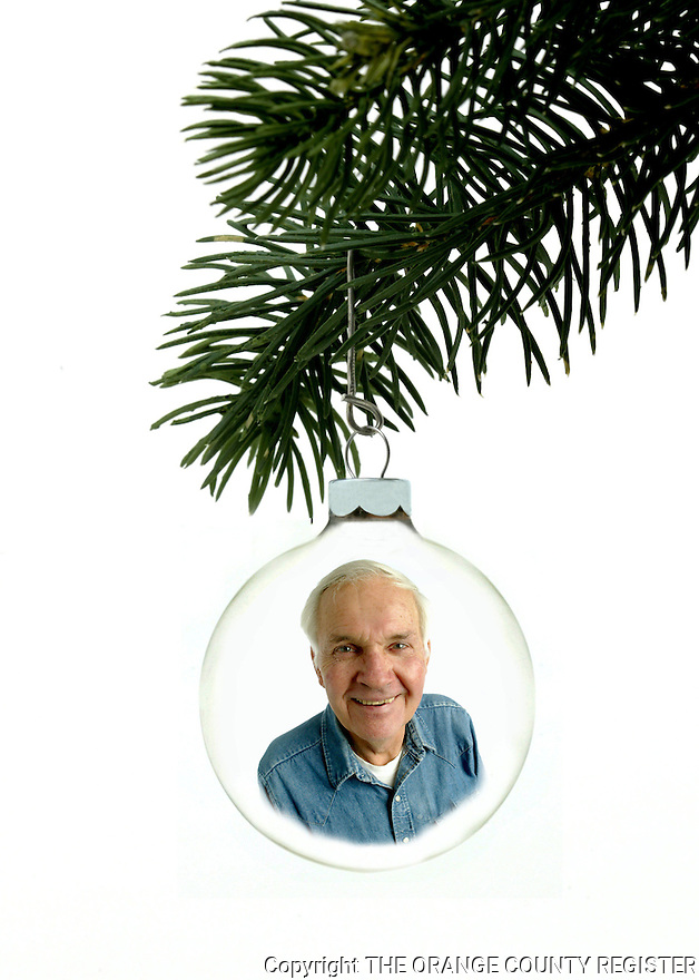 Christmas Tree Grower Charlie Kent - Portfolio only.