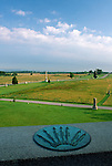 View of the battlefield from the Pennsylvania Memorial, Gettysburg National Military Park, Pennsylvania, USA