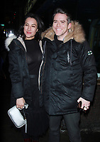 NEW YORK, NY - JANUARY 11: America Olivo, Christian Campbell arriving at the IFC Films premiere of Freak Show at the Landmark Sunshine Cinema in New York City on January 10, 2018. Credit: RW/MediaPunch