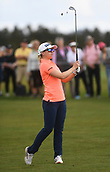 28th September 2017, Windross Farm, Auckland, New Zealand; LPGA McKayson NZ Womens Open, first round;  England's Jodi Ewart Shadoff