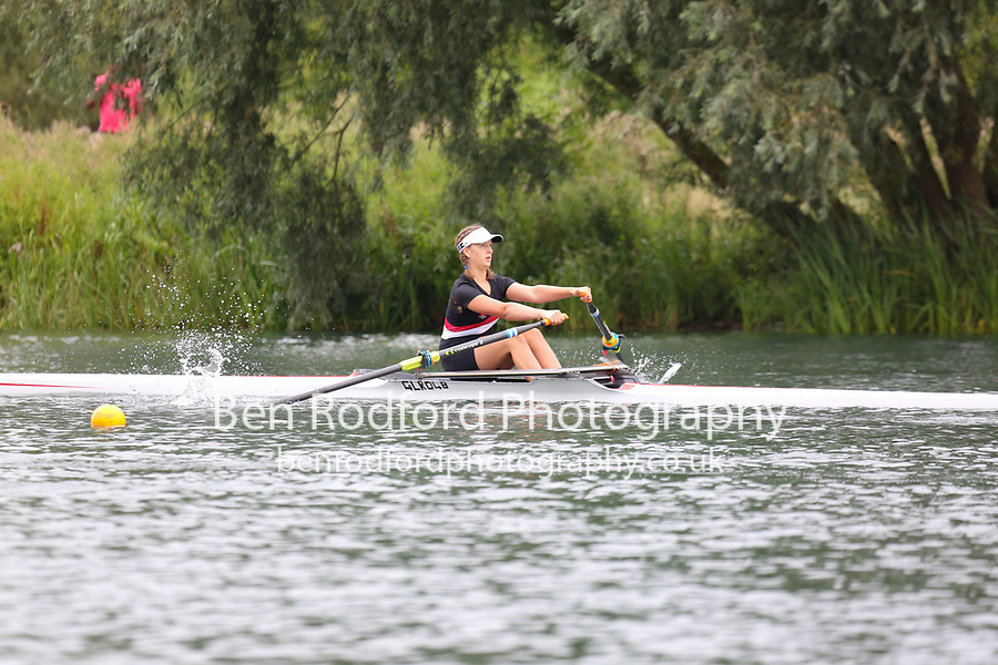 Race: 92  W.J13.1x  Final<br /> <br /> Peterborough Summer Regatta 2018 - Sunday<br /> <br /> To purchase this photo, or to see pricing information for Prints and Downloads, click the blue 'Add to Cart' button at the top-right of the page.
