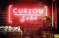 Curzon Soho, Shaftesbury Avenue. London on Saturday February 10th 2018<br /> CAP/ROS<br /> &copy;ROS/Capital Pictures