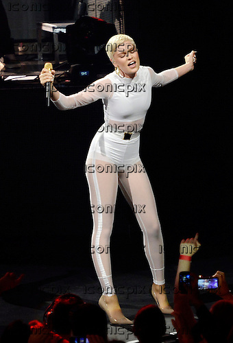 JESSIE J - performing live on Day 23 of the iTunes Festival at The Roundhouse in London UK -23 Sep 2013.  Photo credit: George Chin/IconicPix