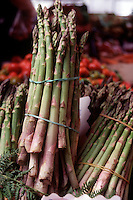 FOOD GROUPS: VEGETABLES<br /> Asparagus<br /> Source of vitamin A and C, and folacin.