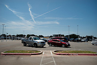 A parking lot at the Valley View Center Mall in Dallas, Texas, Saturday, August 21, 2010. ..MATT NAGER for the Wall Street Journal