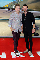 www.acepixs.com<br /> <br /> July 13 2017, London<br /> <br /> Tom Fletcher and Harry Judd arriving at the premiere of 'Dunkirk' at the BFI Southbank on July 13, 2017 in London, England. <br /> <br /> By Line: Famous/ACE Pictures<br /> <br /> <br /> ACE Pictures Inc<br /> Tel: 6467670430<br /> Email: info@acepixs.com<br /> www.acepixs.com