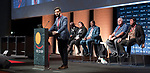 Copenhagen - Denmark, December 03, 2018 -- International Trade Union Confederation - 4th ITUC World Congress 'Building Workers' Power' at Bella Center; here, sub-plenary 'Wages and Inequality' -- Photo: © HorstWagner.eu / ITUC
