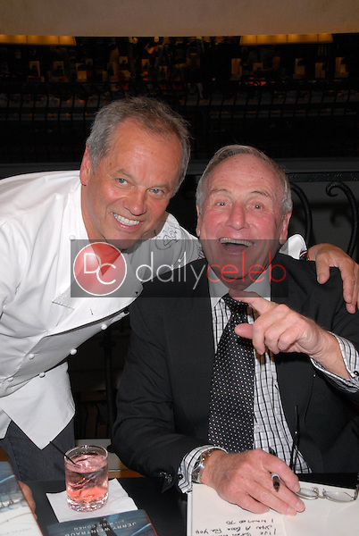 Wolfgang Puck and Jerry Weintraub<br />