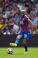 Crystal Palace's Andros Townsend in action       <br /> <br /> <br /> Photographer Craig Mercer/CameraSport<br /> <br /> The Premier League - Crystal Palace v Swansea City - Saturday 26th August 2017 - Selhurst Park - London<br /> <br /> World Copyright &copy; 2017 CameraSport. All rights reserved. 43 Linden Ave. Countesthorpe. Leicester. England. LE8 5PG - Tel: +44 (0) 116 277 4147 - admin@camerasport.com - www.camerasport.com