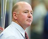 Ted Donato (Harvard - Head Coach) - The Yale University Bulldogs defeated the Harvard University Crimson 5-1 on Saturday, November 3, 2012, at Bright Hockey Center in Boston, Massachusetts.