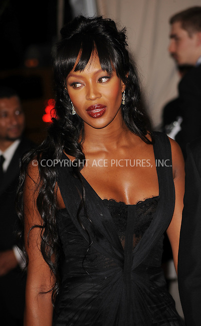 WWW.ACEPIXS.COM . . . . . ....May 3 2010, New York City....Naomi Campbell arriving at the Costume Institute Gala Benefit to celebrate the opening of the 'American Woman: Fashioning a National Identity' exhibition at The Metropolitan Museum of Art on May 3, 2010 in New York City.....Please byline: KRISTIN CALLAHAN - ACEPIXS.COM.. . . . . . ..Ace Pictures, Inc:  ..(212) 243-8787 or (646) 679 0430..e-mail: picturedesk@acepixs.com..web: http://www.acepixs.com