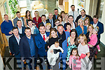 New Arrival<br /> ----------------<br /> Dan&amp;Catherine Robinson from Tralee Christened their new baby Sofia on Easter Sunday in St John's Church, Tralee by Fr Francis Nolan and after to a family celebration in the Ballyroe Heights hotel, Tralee.