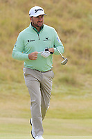 Graeme McDowell (NIR) on the 14th green during Thursday's Round 1 of the 2018 Dubai Duty Free Irish Open, held at Ballyliffin Golf Club, Ireland. 5th July 2018.<br /> Picture: Eoin Clarke | Golffile<br /> <br /> <br /> All photos usage must carry mandatory copyright credit (&copy; Golffile | Eoin Clarke)
