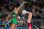 18/05/2014<br /> ANZ Championship 2014<br /> Round 12 Vixens v Fever<br /> Karyn Bailey<br /> Photo: Grant Treeby<br /> www.treebyimages.com.au